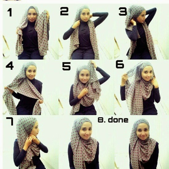 50 Trendy Hijab Styles Tutorial Of 2014 2015 How To Wear Hijab Step By Step Tutorial Best