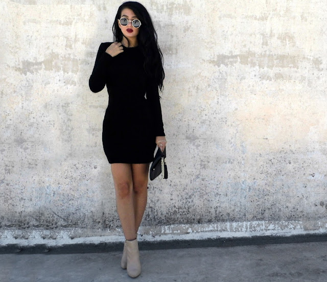 bodycon dress outfit ideas