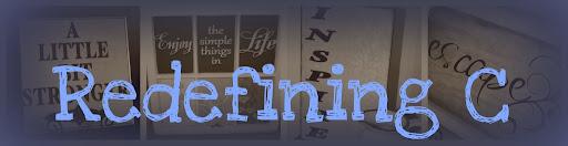 Redefining C