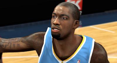NBA 2K14 J. J. Hickson Next-Gen Face Mod