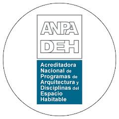 Acreditadora Nacional de Programas de Arquitectura y Disciplinas del Espacio Habitable
