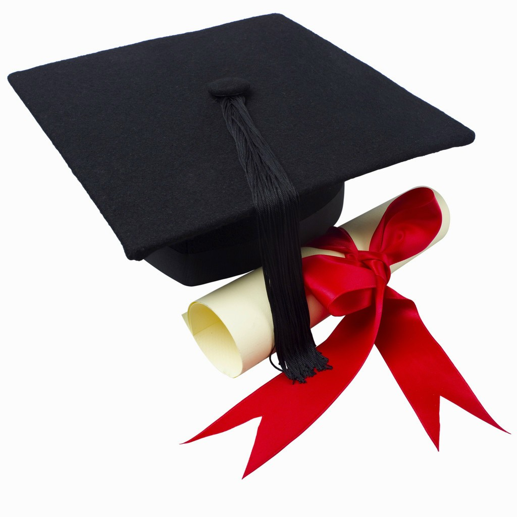 Graduation Cap and Gown - Frank Bee School Uniforms