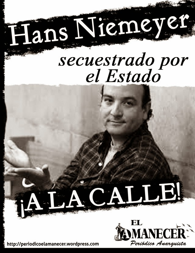 HANS NIEMEYER A LA CALLE!!!
