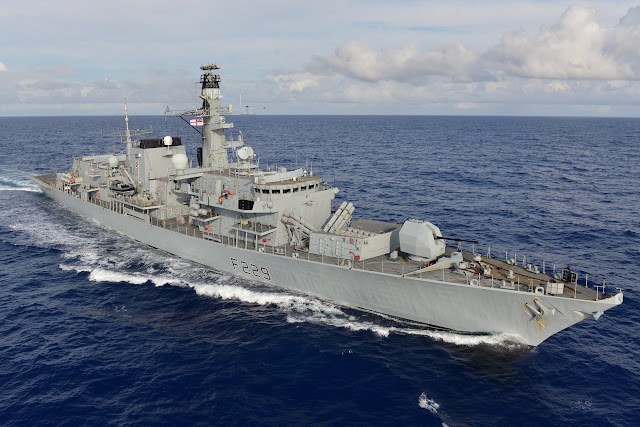 HMS Lancaster (F 229)