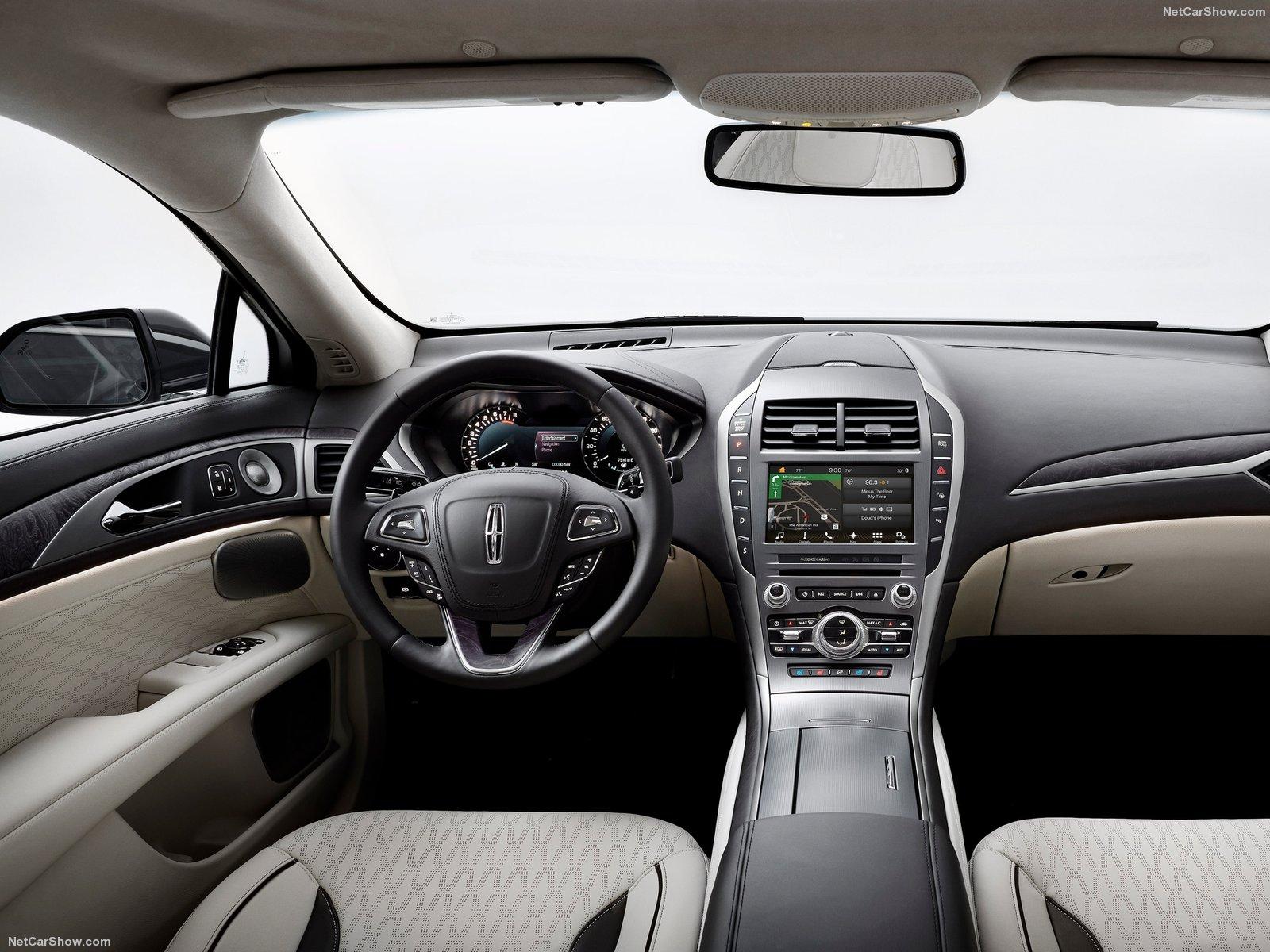 Hình ảnh xe ô tô Lincoln MKZ 2017 & nội ngoại thất