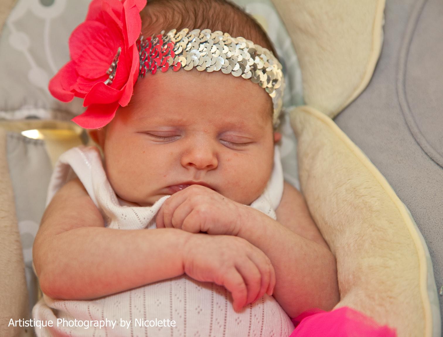 Wedding Photography: Baby Ella's Photo Shoot - Artistique ...