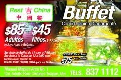 La mejor comida China en Tuxpan