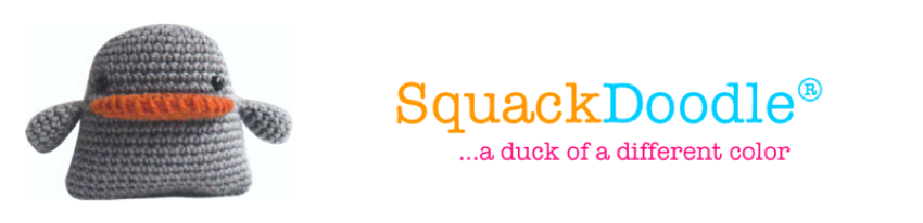 SquackDoodle ...a duck of a different color