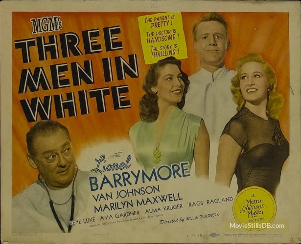 Three Men in White (1944)