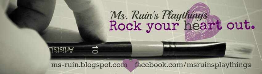 Ms. Ruin&#39;s Playthings