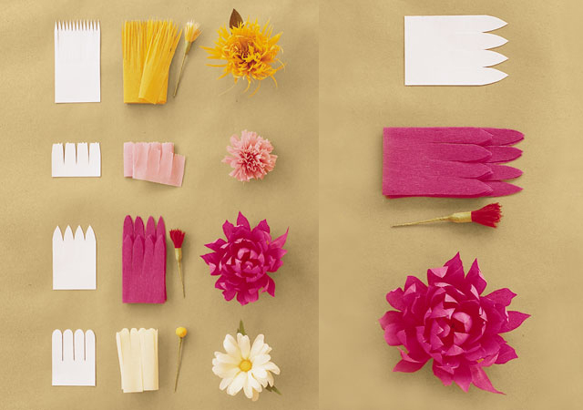 diy inspiration pretty paper flowers love maegan