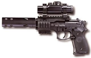 Pistol Pietro Beretta M92 XX-Treme