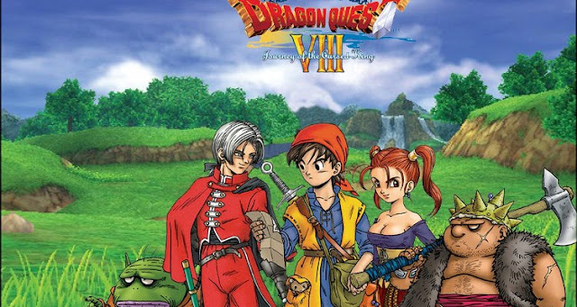 dragon quest 8 3ds