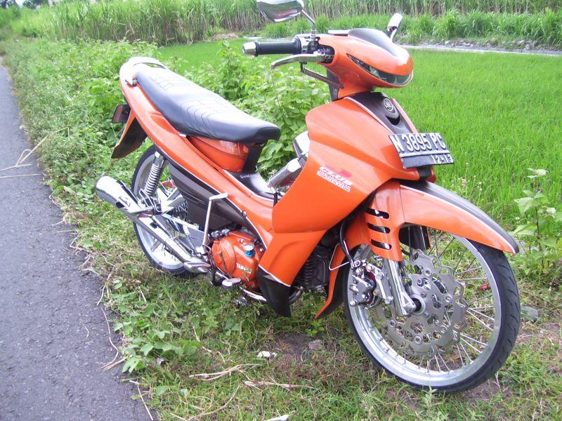 Modif Yamaha Enduro