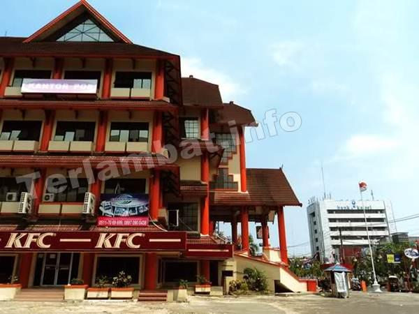 KFC Kantor Pos Banjarmasin