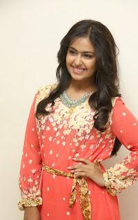 Actress Avika Gor Latest Picture Gallery at Lakshmi Raave Maa Intiki Trailor Launch 1