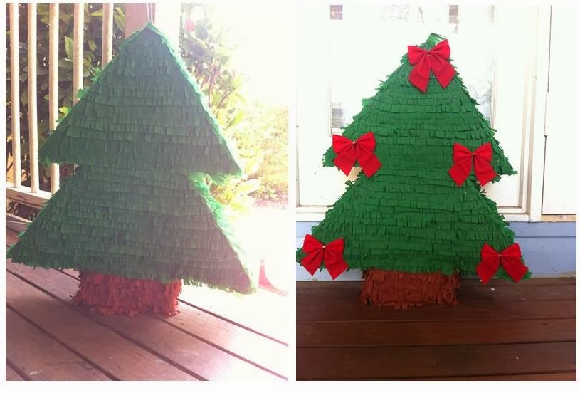 Exceptional Christmas Tree Pinata Part - 10: Christmas Tree Pinata