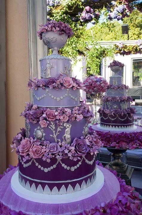 Wedding Cake Recipes And Decorating Ideas : Creative Cake Decorating Ideas - Easy Cake Decorating Techniques