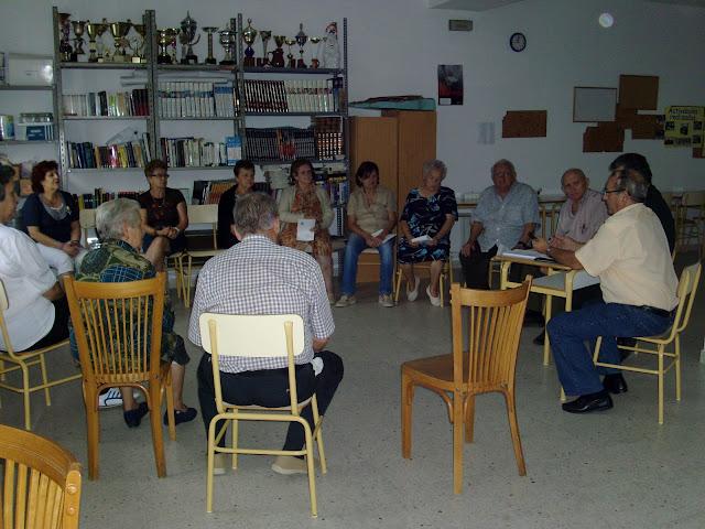 La asociación de diabéticos en la localidad de El Cerro