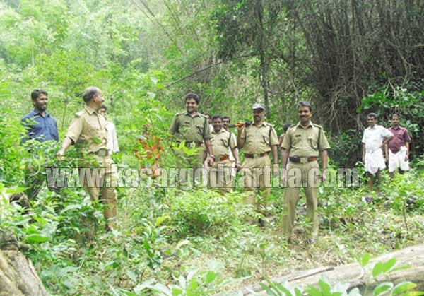 Forest department, Special team, Kasaragod