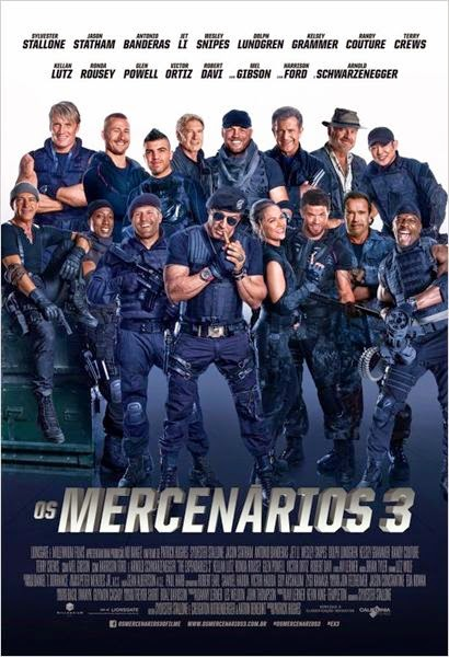 Os Mercenários 3 DVDSCR XviD Dual Audio e RMVB Dublado