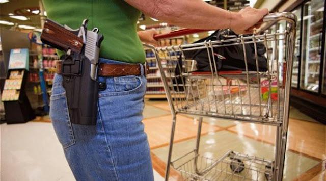 Apa Alasan Texas Izinkan Warganya Untuk Membawa Senjata Api Ke Tempat Umum?