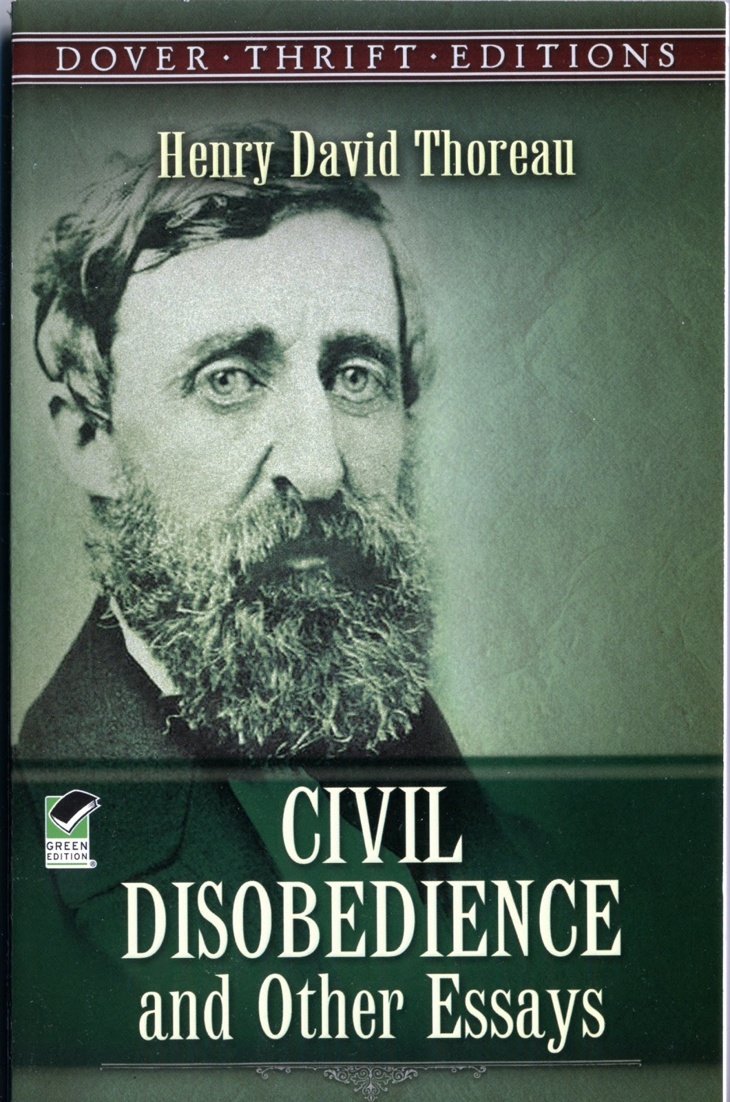 Civil disobedience essay