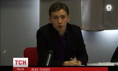 СБУ арестовала журналиста Дмитрия Васильца за трансляцию правды о премьере Яценюке (видео)