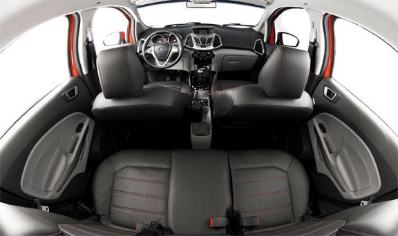 12 Cylinder: Ford EcoSport 2014