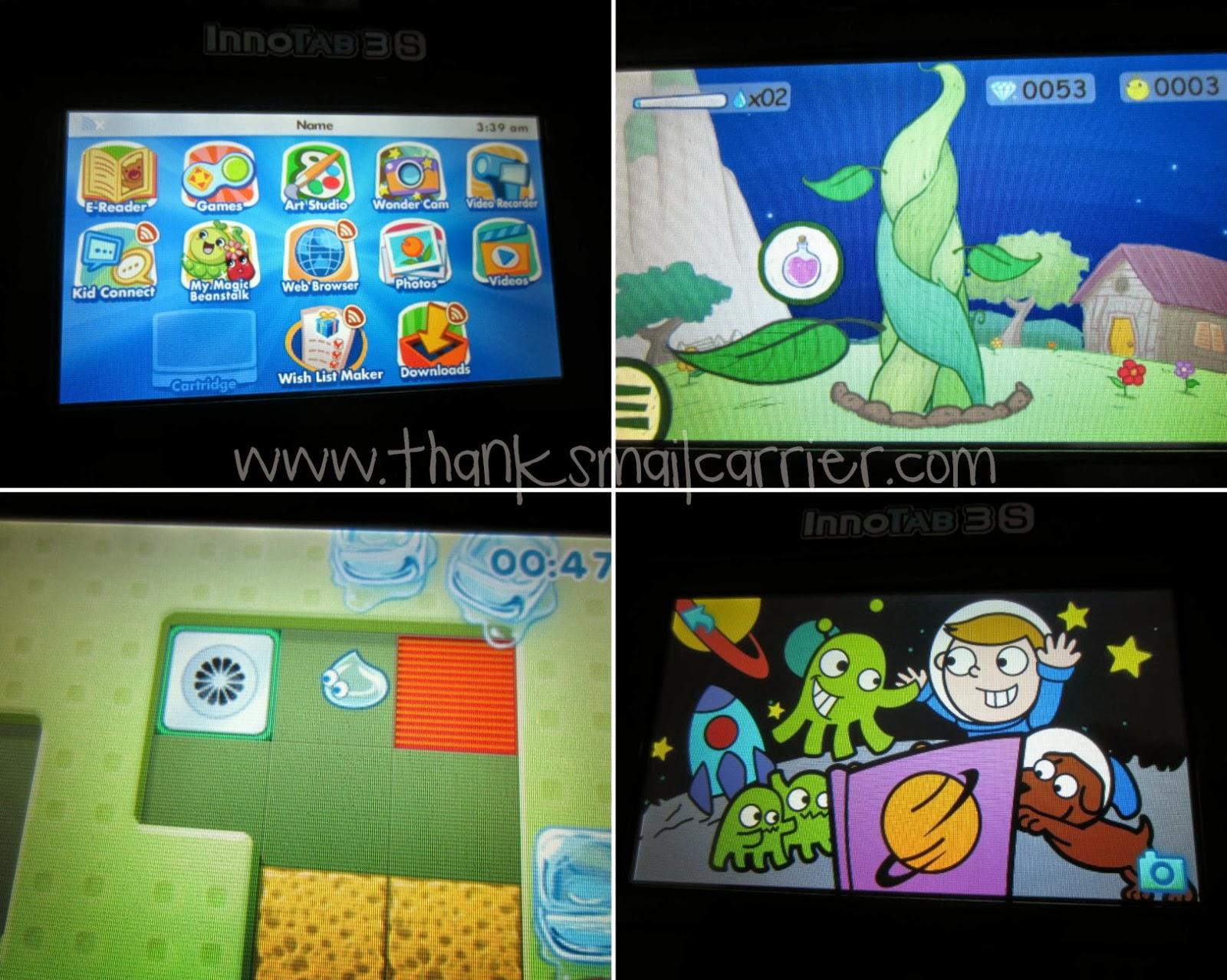 InnoTab 3S App Tablet