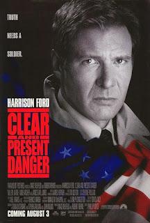 Ver online: Peligro inminente (Clear and Present Danger) 1994