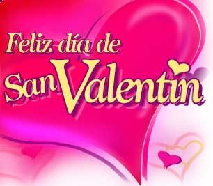 San Valentín el día de los enamorados imágenes Frases
