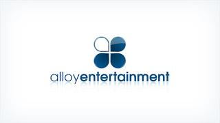 Logo for Alloy Entertainment