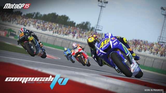 MotoGP 15 PC Game Español