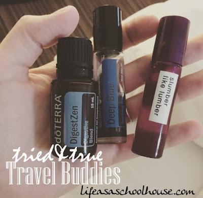 doterra travel kit