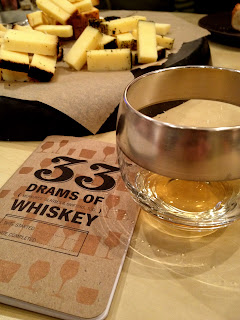 Whiskey and Cheese Pairing Class