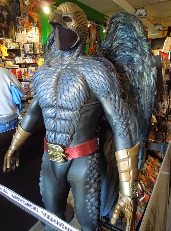 Birdman movie costume