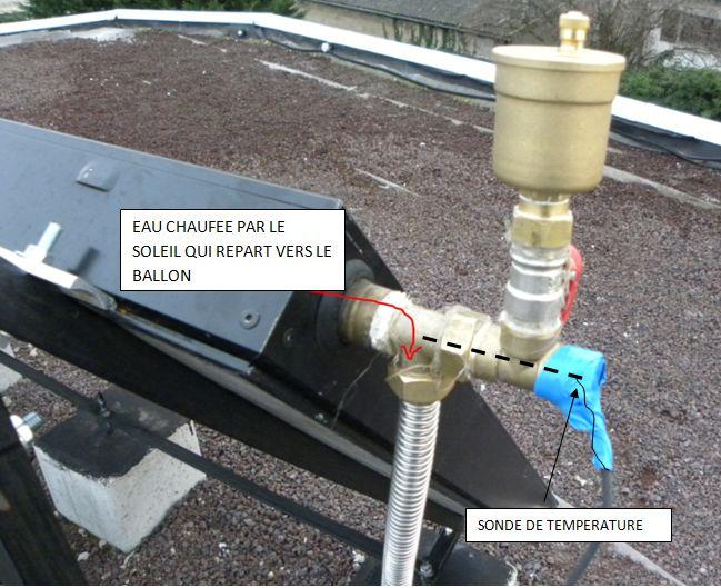 Le Blog De Super Castor Les Panneaux Solaires Thermiques Suite