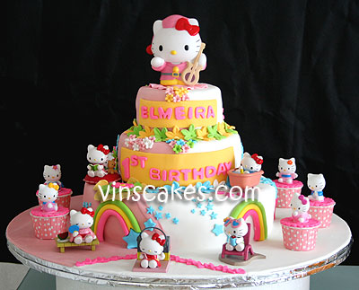Hello Kitty Birthday Cake Singapore