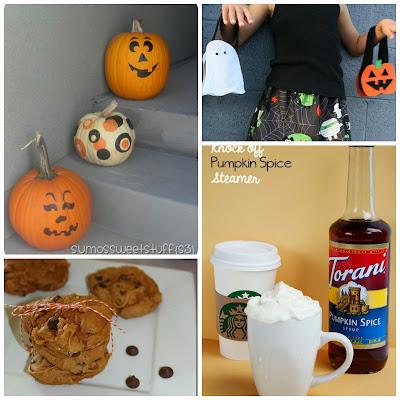 Pumpkin Project Ideas at www.SumosSweetStuff.com #fall #pumpkin