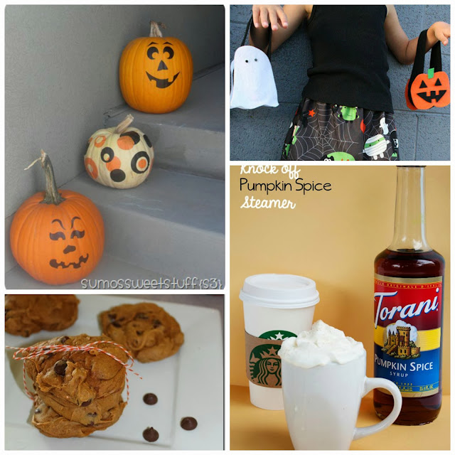Pumpkin Project Ideas at www.SumosSweetStuff.com #fall #pumpkin