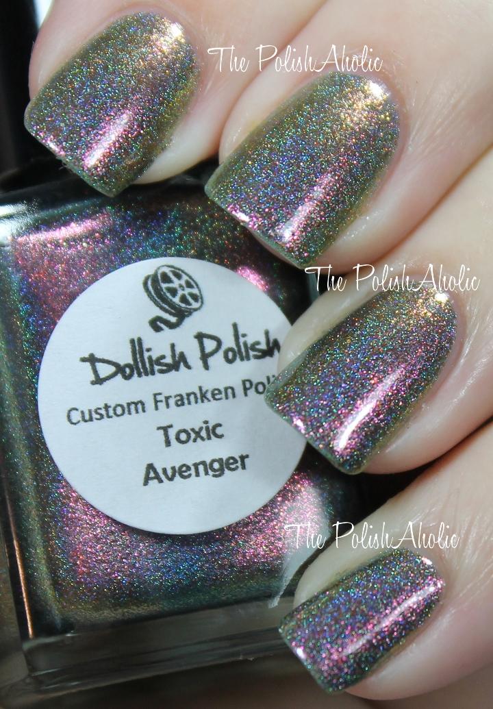 The PolishAholic: Dollish Polish Swatches!