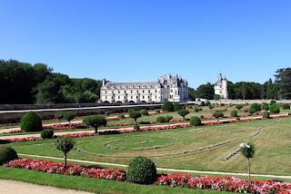 Jardin de Diane de Poitiers