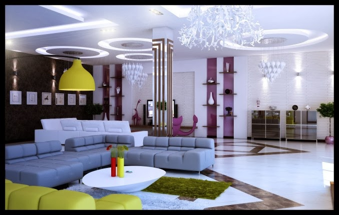modern living room furniture designs