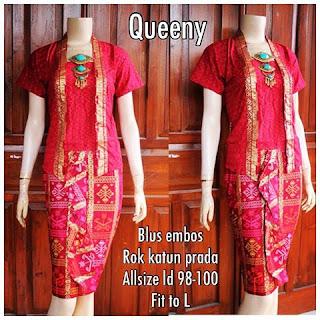Kebaya Batik Quenny KBW 295