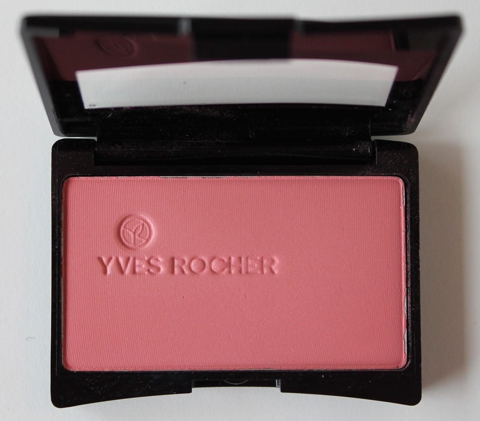 Blush 221 Teint médium abricoté Yves Rocher