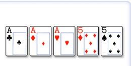 Full House (3 iste karte + jedan par)