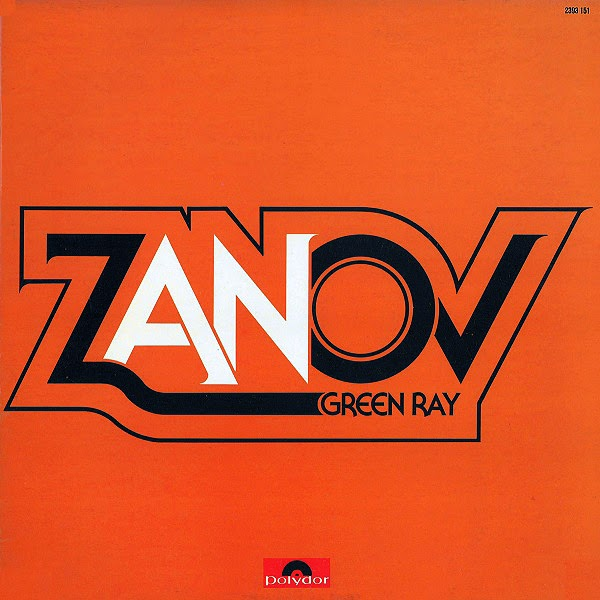 Zanov – Green Ray (1976) / source : Pierre Salkazanov