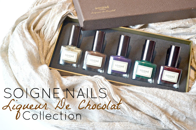 Soigne Botanique - Liqueur De Chocolat Review and Swatches