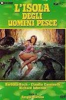l'isola degli uomini pesce 1979 cover
